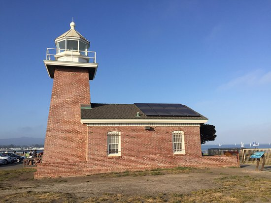 Mark Abbot Memorial Lighthouse