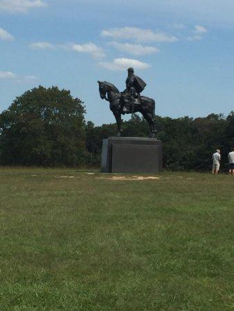 Manassas National Battlefield Park: Stonewall Jackson Monument