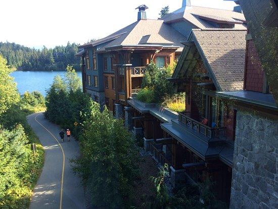 Nita Lake Lodge Bild