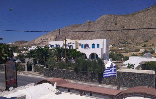 Santa Irini Hotel : View
