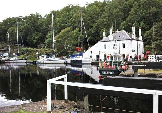 Argyll en Bute, UK: Crinan basin