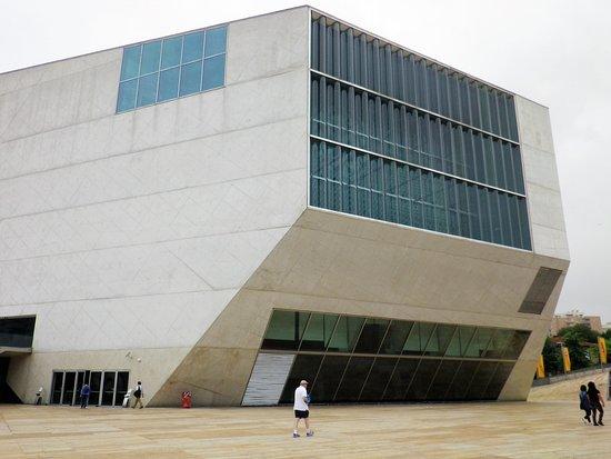 casa da musica monument landmark avenida da boavista