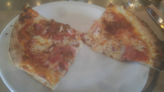 La Pizzaiolle: Pizza