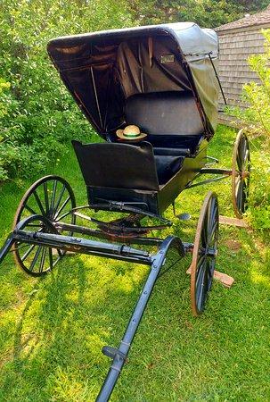 Kensington, Kanada: Anne's Carriage & Hat