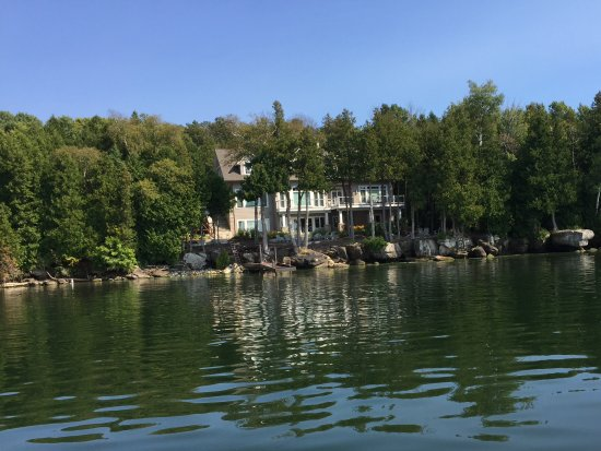 Fish Creek, WI: One of the billionaire homes