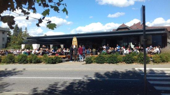 Le wyn annecy le vieux restaurant avis num ro de - Restaurant avenue du petit port annecy ...