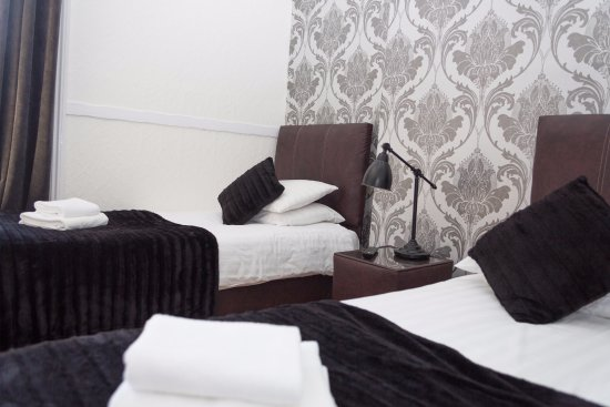 Newton Stewart, UK: Twin Room