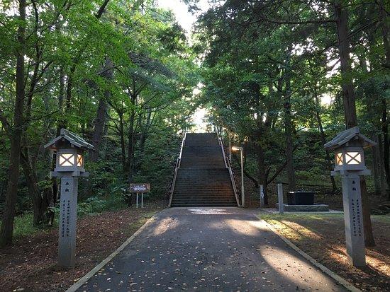 Otofuke-cho, ญี่ปุ่น: 音更神社