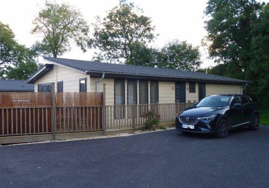 Honiton, UK: Signature Lodge at Blossom Hill