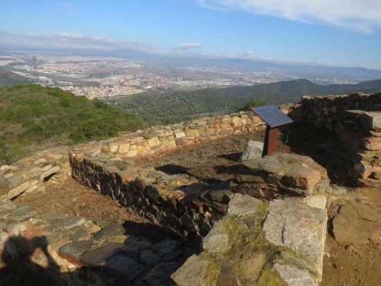 Badalona, Španielsko: Poblado ibérico Puig Castellar