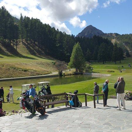 Golf Club Claviere: Splendido anche a metà settembre