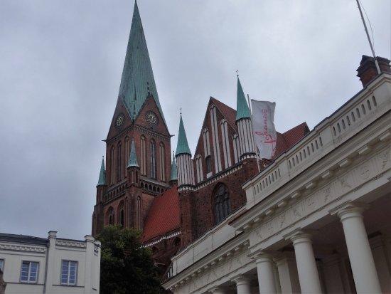 Schwerin, Deutschland: Igreja