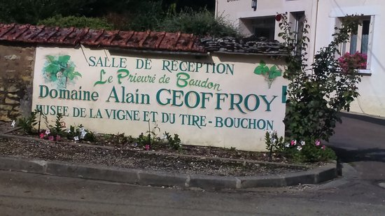 Beine, Frankrike: Domaine Alain Geoffroy