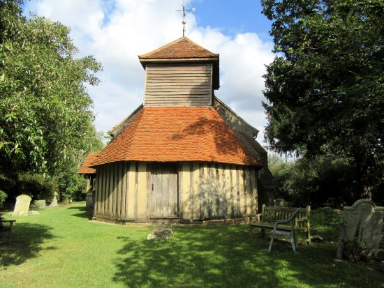St Mary's Church is a redundant Anglican church in the village of Mundon, Essex