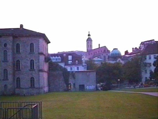 Burg Hohenbaden: Старый и Новый замки Баден-Бадена