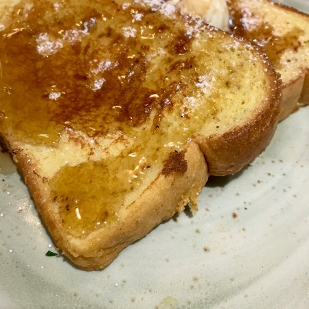 Bryan, TX: French toast