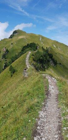 Stoos, Швейцария: Sentiero della cresta