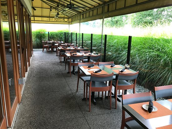 Bloomfield Hills, MI: Patio