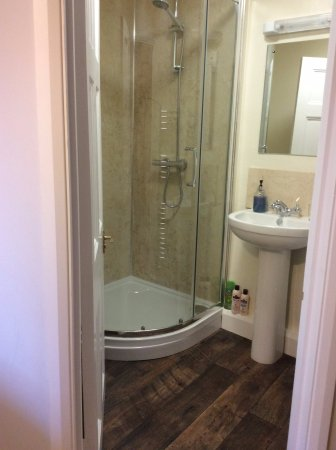 Hawkridge, UK: Double ensuite