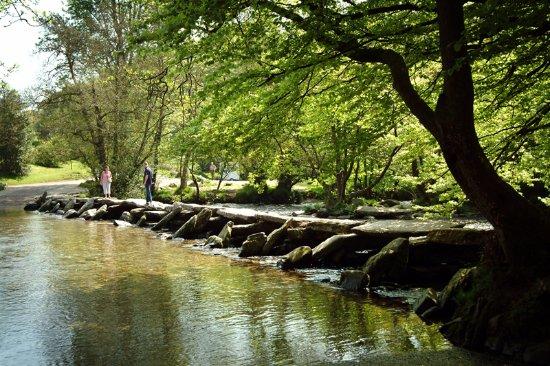 Hawkridge, UK: Tarr Steps