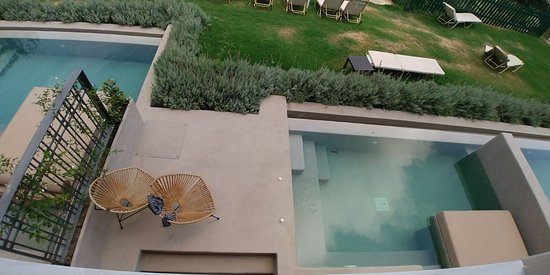 Bitzaro Grande Hotel: Suite with pravite pool