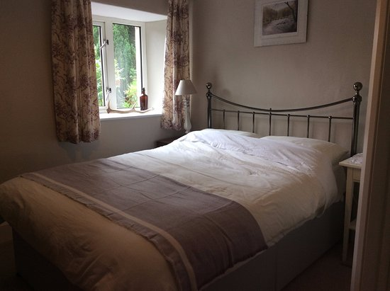 Hawkridge, UK: Double room