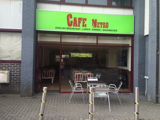‪‪Durrington‬, UK: The cafe metro plaza‬