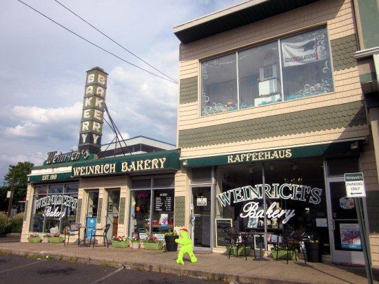 Willow Grove, PA: Weinrich's Bakery - Kaffeehaus