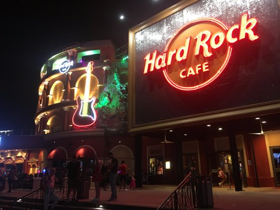 Hard Rock Cafe Universal Manager