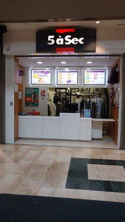 5 a sec laundry. val du0027europe shopping center u00275 a secu0027u0027automated laundry 5 sec