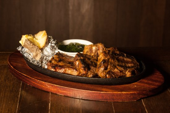 Food - Picture of Squires Loft Steakhouse, Bophut - Tripadvisor