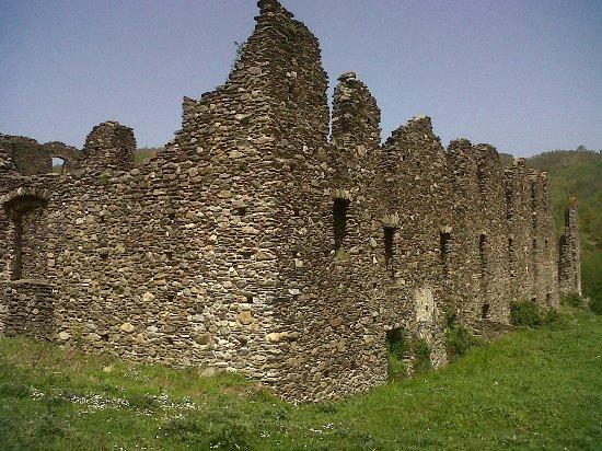 Carlopoli, Italy: particolare dell'Abbazia