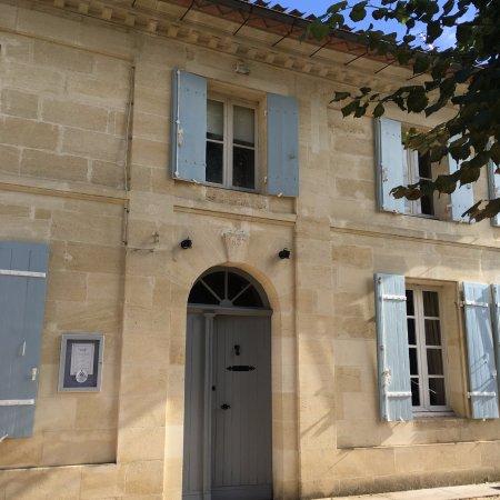 Saint Magne de Castillon, Frankrike: La Maisonnee Girondine