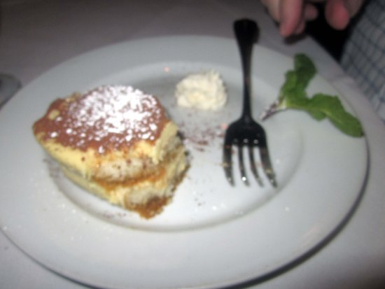Bordentown, NJ: Tiramisu