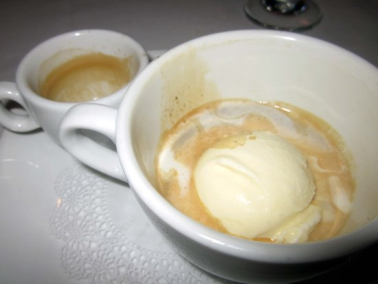 "Bordentown, NJ: Affogato (after - ""drowned"")"