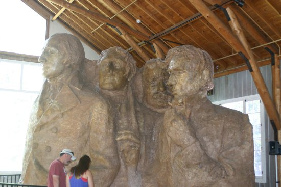 Mount Rushmore National Memorial: What was meant to be..