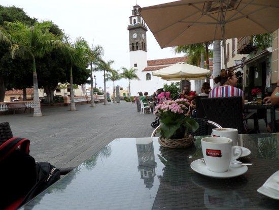 Buenavista del Norte, Spanje: Very quiet with lovely view