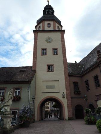 Ayuntamiento de Ettlingen, Alemania.