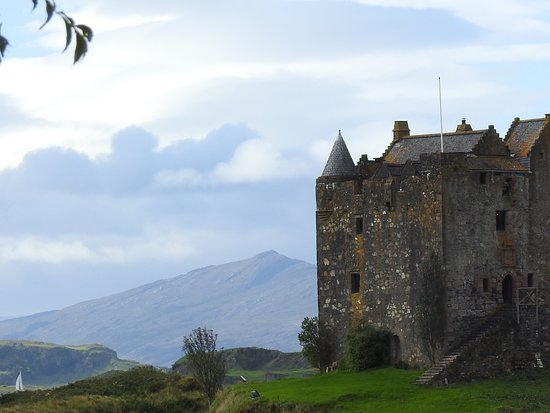 Appin, UK: Castle Stalker