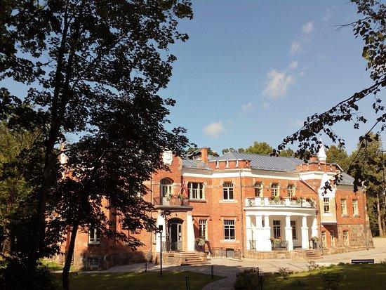 Rezekne, Letonya: Luznavas muiza