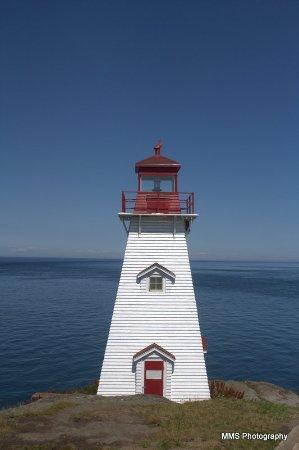 Tiverton, Canadá: Boar's Head Lighthouse