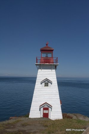 Tiverton, Канада: Boar's Head Lighthouse