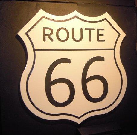 Riviere-Salee, Martinique: Route 66