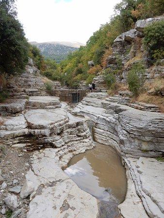 Papingo Rock Pools (Papigko, Řecko) - Recenze - TripAdvisor