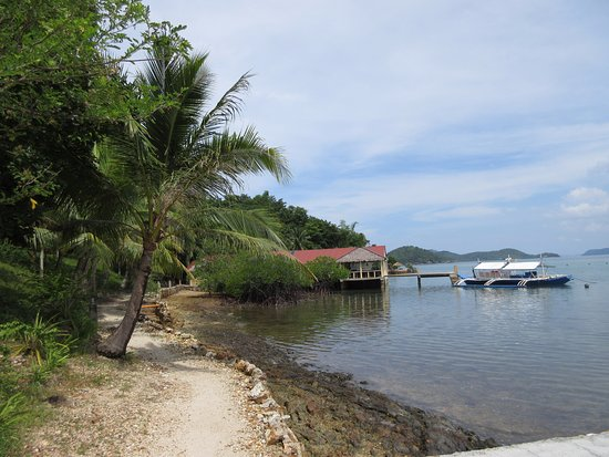Chindonan Island, Filipina: So peaceful!