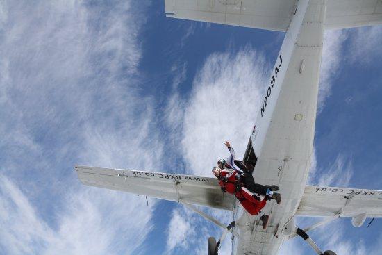 Lancaster, UK: skydive