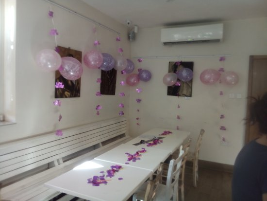 Haz-Zebbug, Malta: Teen Birthday Party.