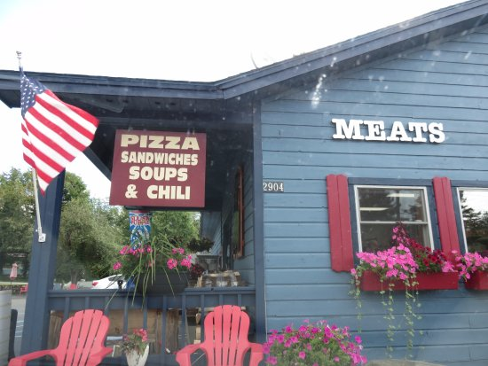 Speculator, Estado de Nueva York: Mountain Market