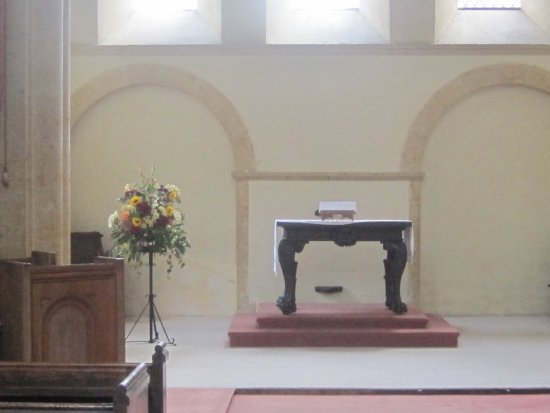 Dorset, UK: The Altar.