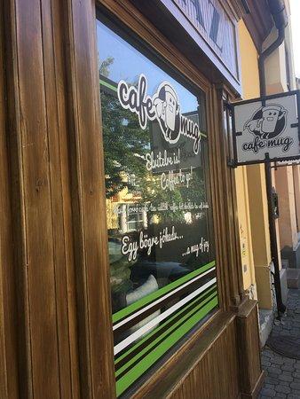 Papa, Hongrie : Cafe Mug